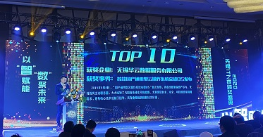 2020无锡IT之夜颁奖盛典顺利召开 华云数据喜获两项殊荣