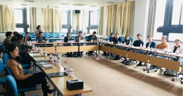 江苏省企业信息化协会一行考察参观华云数据集团
