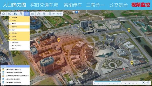 华云数据助力临港打造智慧城市